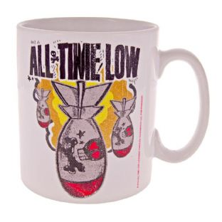 All Time Low: Da Bomb - MUG (11oz) (Brand New In Box)